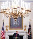 Desde la injerencia rusa hasta los supuestos amoríos de Trump incluye la investigación. (Foto Prensa Libre: AFP)