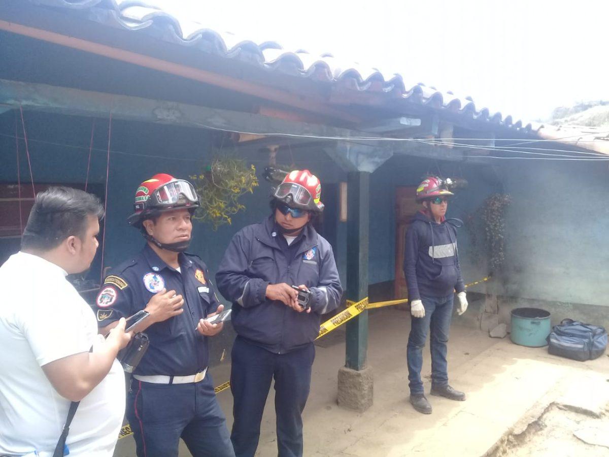 Esto se sabe de la muerte a balazos de una mujer y su hijo en Chichicastenango