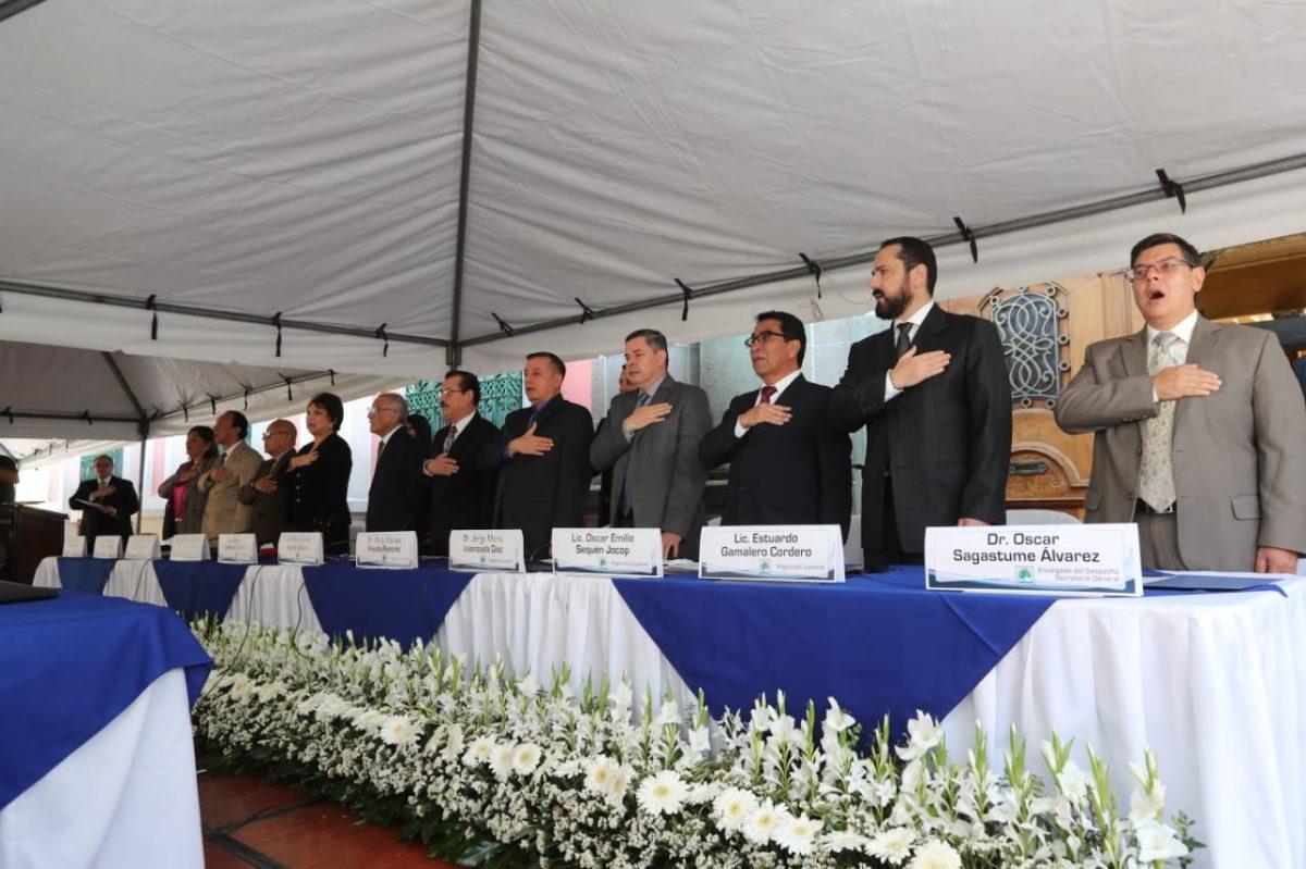 Nueve partidos se niegan a firmar el pacto de no agresión durante las elecciones