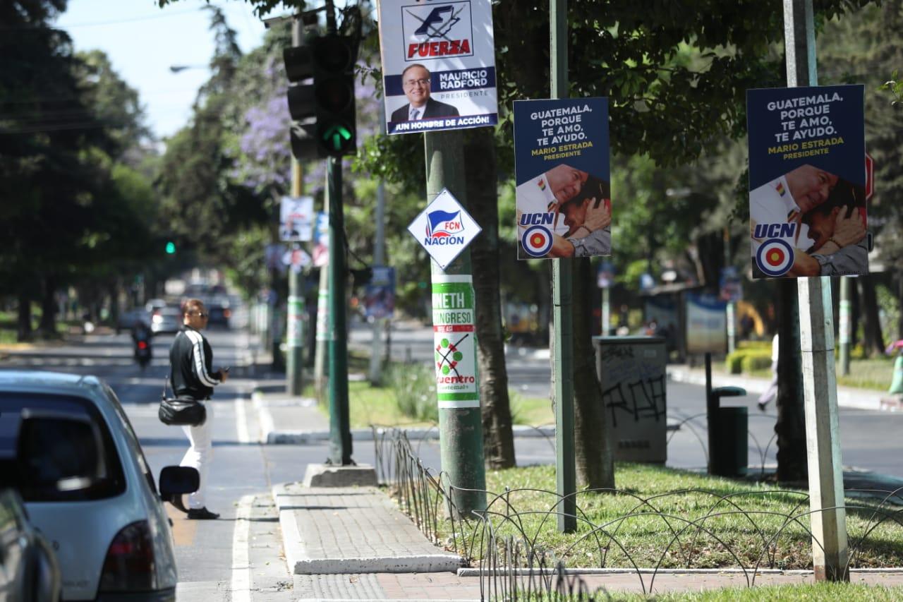 La delegación del FMI estará por dos semanas en medio del desarrollo de la campaña política en Guatemala y también analizarán el clima político. (Foto Prensa Libre: Hemeroteca)