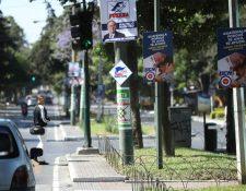La Corte de Constitucional resolvió y con esto se aclara el panorama político. (Foto Prensa Libre: Hemeroteca PL)