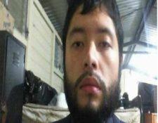 Jeankarlo Alexander Sánchez Meneses, supuesto narco extraditable fugado. (Foto Prensa Libre: Sistema Penitenciario)