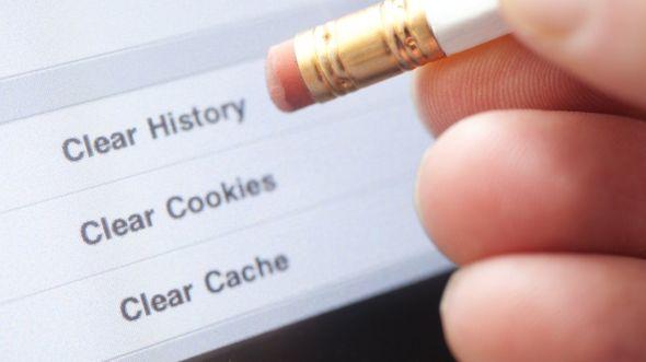 Borrar el historial puede favorecer tu privacidad. GETTY IMAGES