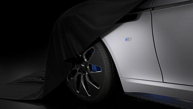 El nuevo Aston Martin Rapide E, lo nuevo de James Bond, será eléctrico (Foto Prensa Libre: Aston Martin).