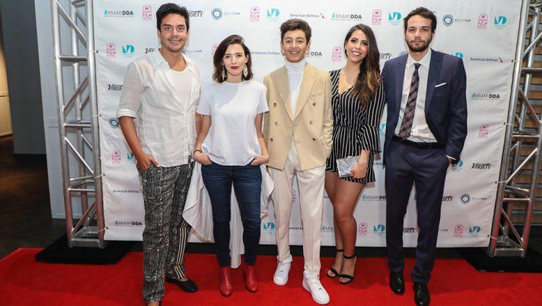 Jayro Bustamante es destacado como uno de los latinos relevantes en el cine (Foto Prensa Libre: Variety / Miami Film Festival).