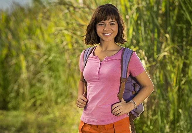 Isabela Moner como Dora la Exploradora (Foto Prensa Libre: Paramount Players).