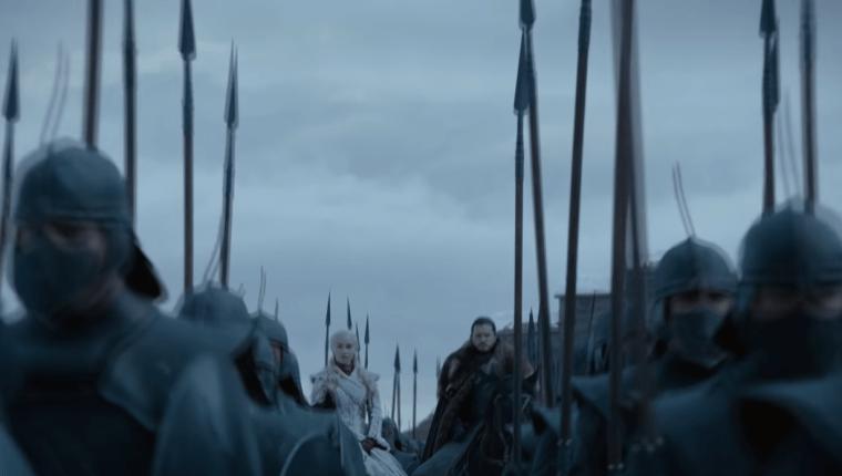 Con el campo de batalla tendido... ¿quién será el ganador del Juego de Tronos? (Foto Prensa Libre: HBO).