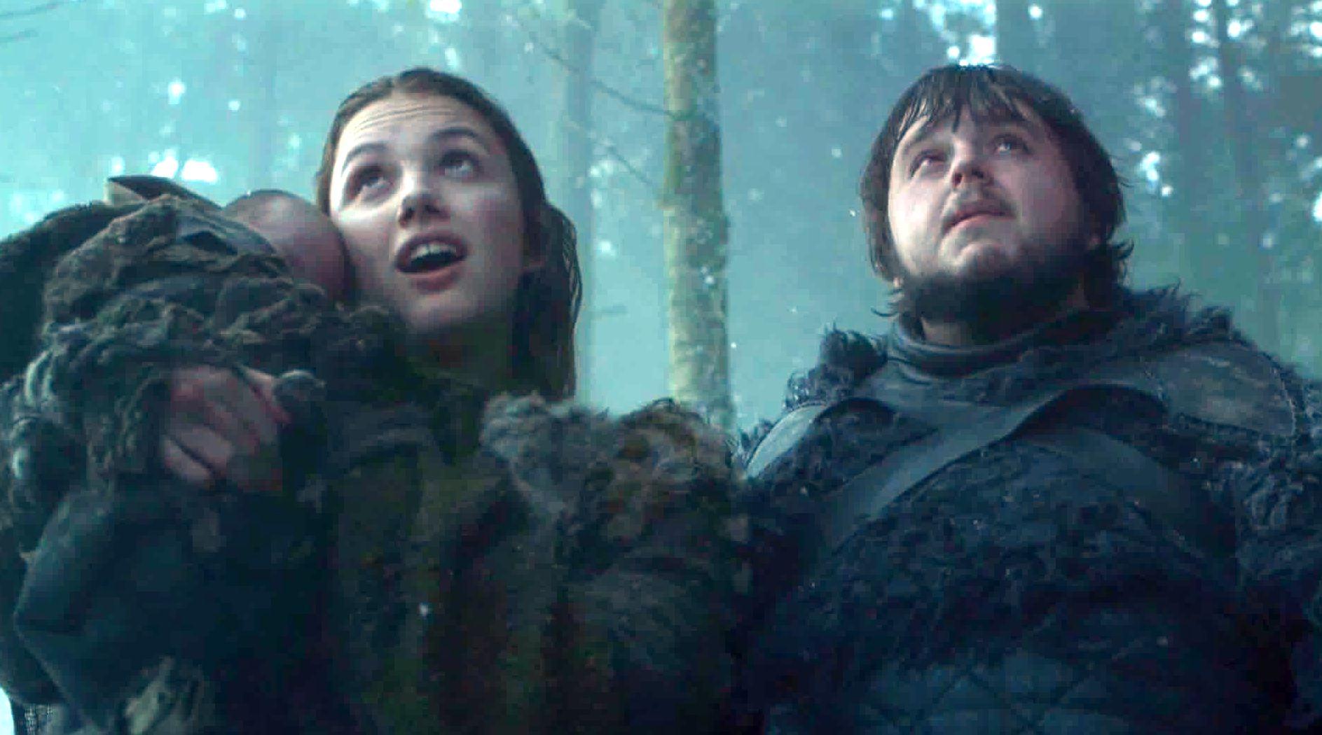 Gilly y Samwell Tarly tendrán un papel determinante en la última temporada de Game of Thrones (Foto Prensa Libre: HBO).