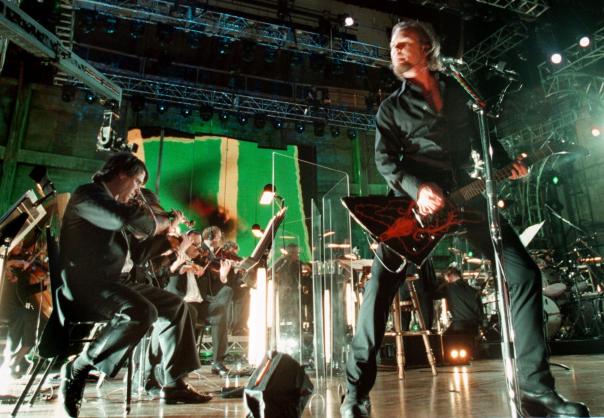Metallica y la Sinfónica de San Francisco tocarán de nuevo (Foto Prensa Libre: YouTube).