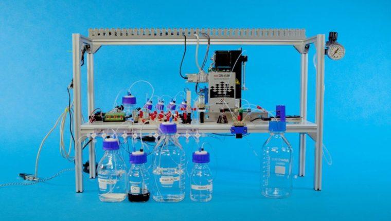 HELLO es capaz de transformar bits en ADN (Foto Prensa Libre: Microsoft).