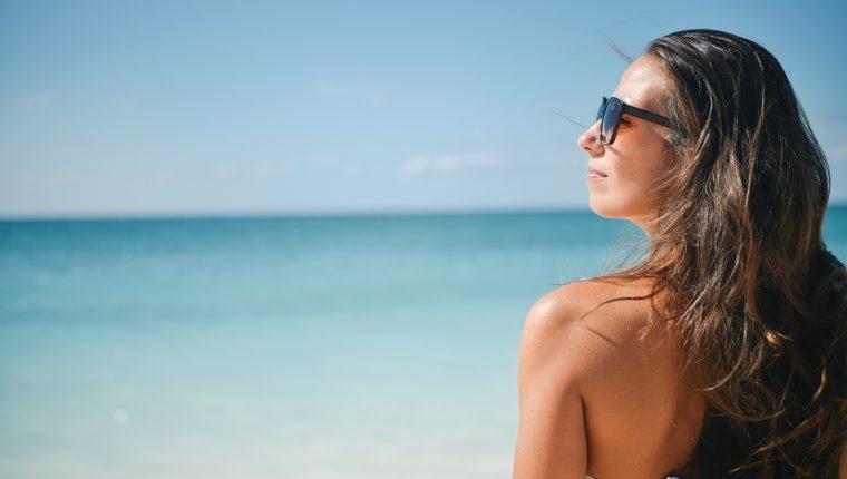 Recuerde proteger su piel en verano (Foto Prensa Libre: servicios / Pexels).