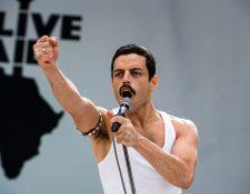 Rami Malek como Freddie Mercury. ¿Ocurrirá de nuevo? (Foto Prensa Libre: 20th Century Fox).