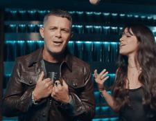 Mi persona favorita, de Sanz y Cabello es una canción romántica (Foto Prensa Libre: YouTube).