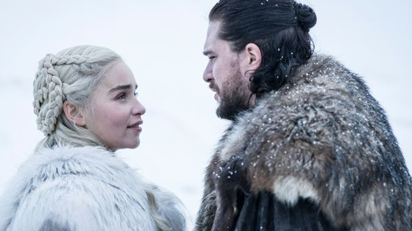 ¿Cómo se desarrollará la relación entre Daenerys Targaryen y Jon Snow? HBO/SKY ATLANTIC
