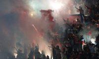 Los aficionados de Xelajú disfrutaron el triunfo de su equipo en el Mario Camposeco. (Foto Prensa Libre: Raúl Juárez)