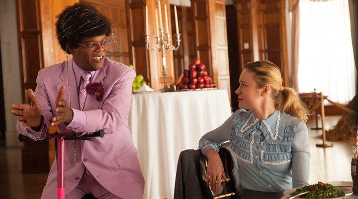 """El 5 de abril se estrena la cinta """"Tienda de unicornios"""", dirigida y protagonizada por Brie Larson, acompañada por Samuel L. Jackson. (Foto Prensa Libre: Netflix)"""