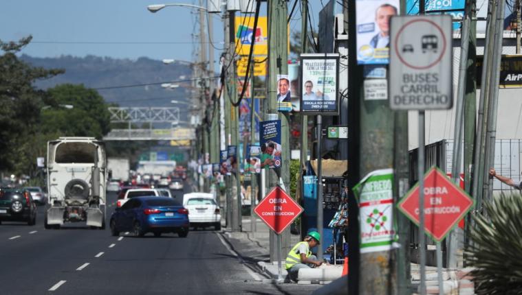 La salida de Zury Ríos, presidenciable del partido Valor, variará el interés electoral.  (Foto Prensa Libre: Hemeroteca PL)