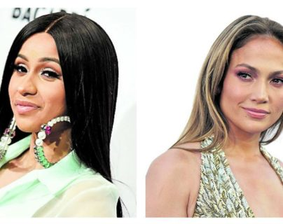 Cardi B debutará en el cine, de la mano de Jennifer López. (Foto Prensa Libre: Hemeroteca PL)