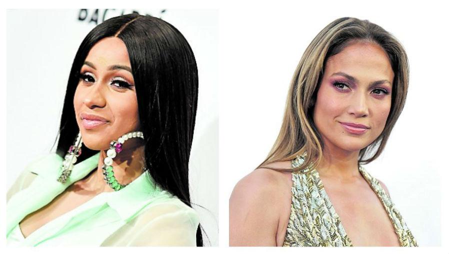 "Cardi B hará su debut cinematográfico como stripper junto a Jennifer Lopez en ""Hustlers"""