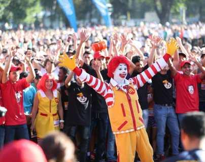 Carrera Ronald McDonald: Corren para que las familias estén juntas durante los tratamientos médicos