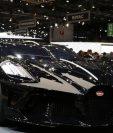 """""""La Voiture Noire"""" fue presentado en el Salón de Ginebra, uno de los eventos más importantes del sector (GETTY IMAGES)"""
