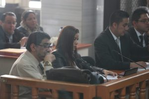 Claudia Méndez, exintendente de Aduanas, está procesada en el caso La Línea. (Foto Prensa Libre: Carlos Hernández)