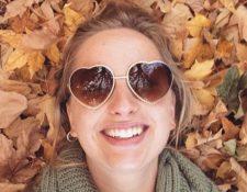 Catherine Shaw, turista británica fallecida en Sololá. (Foto tomada de Facebook)