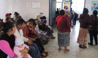 Los Centros de Salud, de toda la capital empiezan esta semana a funcionar la red metropolitana de Salud para evitar saturaci—n en las de urgencias.   Erick Avila.            25/02/2019