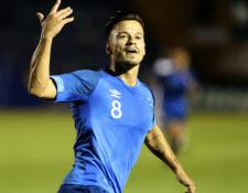 Stefano Cincotta, de 29 años, anunció que da por finalizada su carrera como futbolista y que su futuro está en Alemania. (Foto Prensa Libre: Hemeroteca)