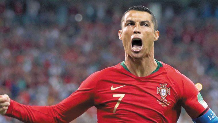 Cristiano Ronaldo jugará con la Selección de Portugal. (Foto Prensa Libre: Hemeroteca PL)