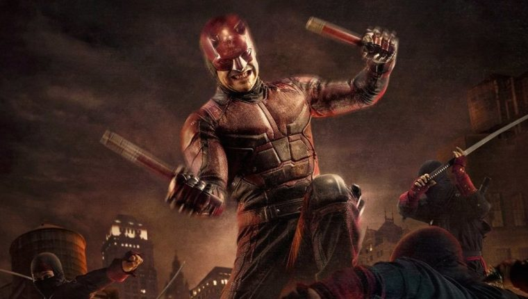 """La serie """"Daredevil"""" se estrenó en 2015 en Netflix y duró tres temporadas. (Foto Prensa Libre: HemerotecaPL)"""