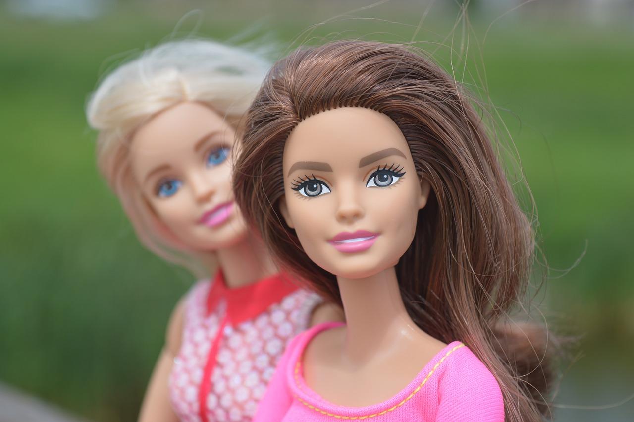 La muñeca Barbie cumple 60 años de formar parte de la vida de millones de niñas. (Foto Prensa Libre: Pixabay)