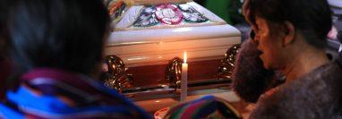 Guatemala se encuentra de luto por el accidente ocurrido en Nahualá, Sololá, donde fallecieron al menos 18 personas. (Foto Prensa Libre: Carlos Ovalle)