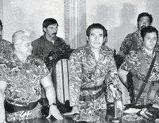 El 23 de marzo de 1982 se gestó el golpe de Estado que, finalmente, llevó al poder al general Efraín Ríos Montt. (Foto: Hemeroteca PL)