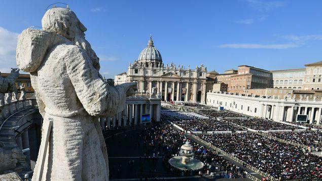 El Vaticano dijo que el Papa ya había hablado sobre el período de la Conquista. (Foto: AFP)