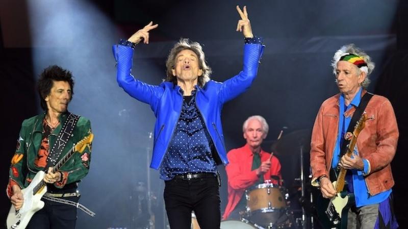 The Rolling Stone lanza nuevo disco. Foto Prensa Libre/El Intransigente
