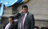 Estuardo Galdamez, diputado de FCN-Nación. (Foto Prensa Libre: Erick Ávila)