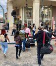 Veintinueve padres y madres llegaron a Mexicali para solicitar audiencia que les permita reunirse nuevamente con sus hijos, que permanecen en refugios en Estados Unidos. (Foto Prensa Libre: @fams2gether)