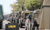 Estados Unidos suspendió la ayuda militar por el mal uso de los jeep J8 (Foto Prensa Libre: Hemeroteca PL)