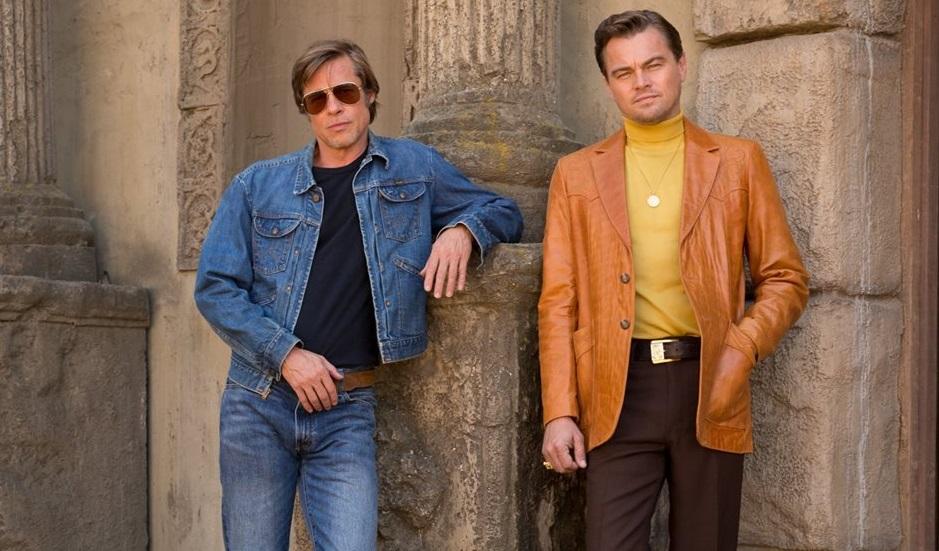 """Brad Pitt y Leonardo DiCaprio son los protagonistas de """"Once Upon a Time in Hollywood"""", la nueva cinta de Quentin Tarantino. (Foto Prensa Libre: Facebook)"""