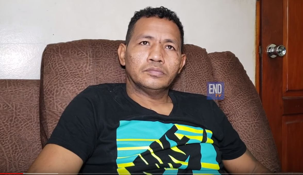 Ricardo Mayorga aseguró en entrevista al Nuevo Diario que si pierde contra Lester Martínez se retirará del boxeo. (Foto Cortesía).