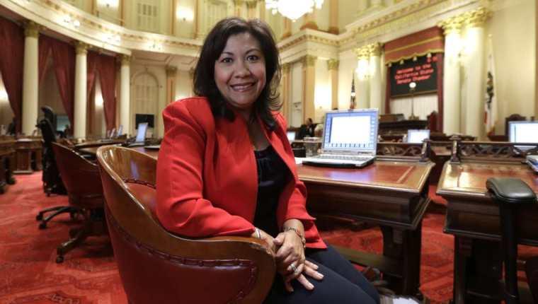 Norma Torres, congresista estadounidense de origen guatemalteco. (Foto Prensa Libre: Hemeroteca PL)