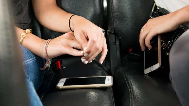 Guatemala ocupa el primer puesto de Centroamérica donde los usuarios de  Uber olvidan más objetos. (Foto Prensa Libre: Uber)
