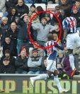 El racismo se encuentra a la orden del día en la Liga Premier Inglesa. (Foto Prensa Libre: Redes)