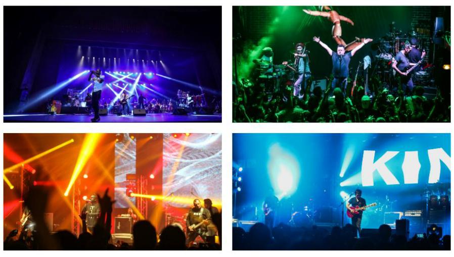 Bohemia Suburbana, Viernes Verde, Extinción y Kin, son algunas bandas que participarán en el Festival Vivo. (Foto Prensa Libre: Keneth Cruz)