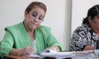 Blanca Stalling dirigió el IDPP y una testigo la señala de haber ordenado el crimen de un sindicalista en 2012. (Foto Prensa Libre: Hemeroteca PL)