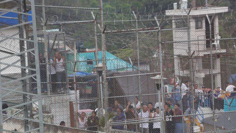 El reo fue ejecutado en el sector 11 de la cárcel. (Foto Prensa Libre: Hemeroteca PL)