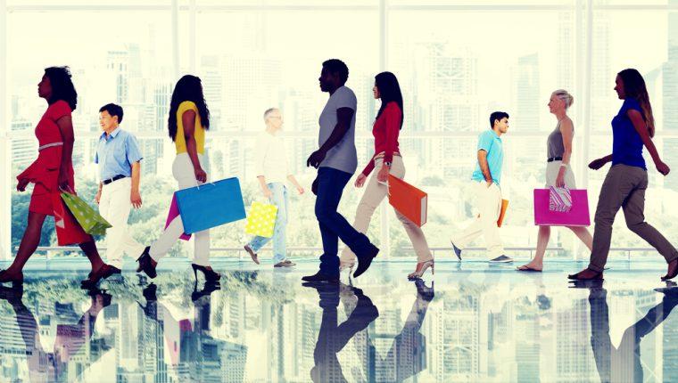 Las marcas que destacaron son de productos de consumo masivo de alta rotación. (Foto Prensa Libre: Shutterstock)