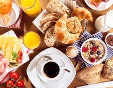 Tomar un buen desayuno es la clave del rendimiento de un buen día.  Foto Prensa Libre/Shutterstock