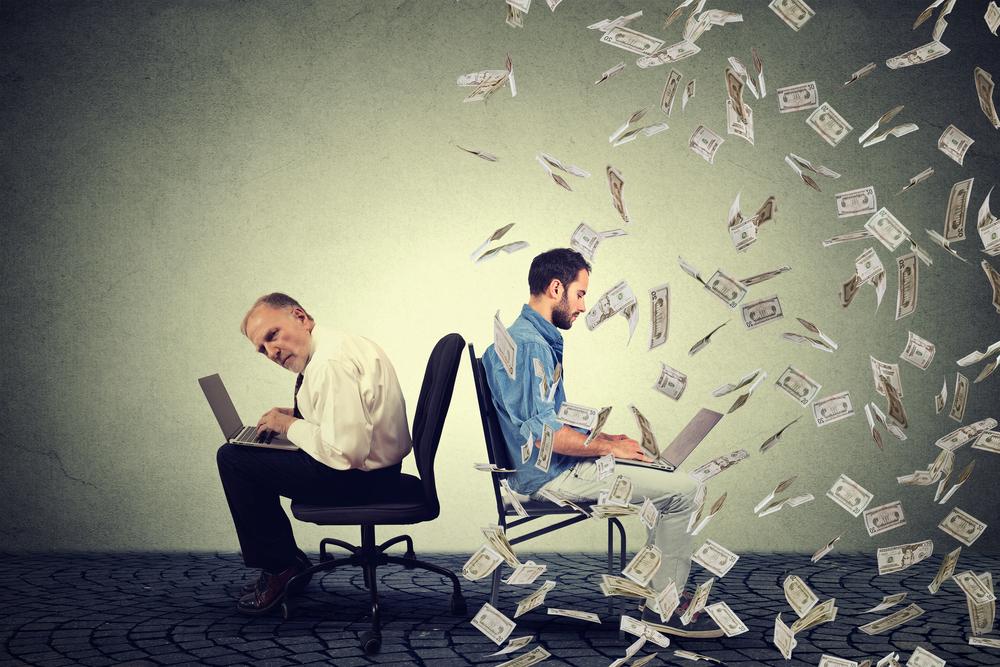 El emprendedor admite que sí existe mucho dinero, pero no hay una buena conexión actualmente entre los recursos y los emprendedores. (Foto Prensa Libre: Shutterstock)